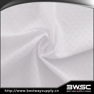 Cool Stetch Mesh Polyester Kintted Cycling Fabric for Sports